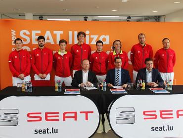 SEAT Luxembourg unterzeichnet Vertrag mit FLT