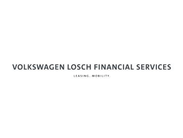 Volkswagen Losch Financial Services startet zum 1. Januar 2019