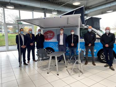 Losch Luxembourg et la CMCM, se joignent pour vous apporter la santé !